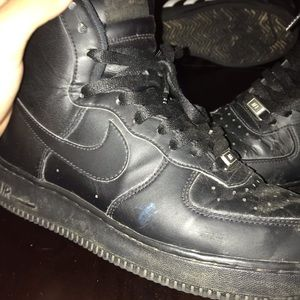 Air Force 1, size 8.5